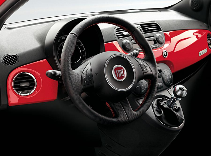 Polski fiat jak… Ferrari