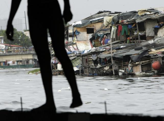 Gorączka krwotoczna denga na Filipinach