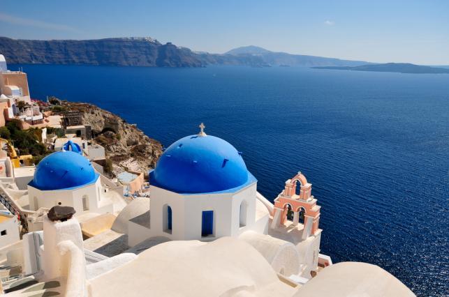 Santorini - jak jechać?