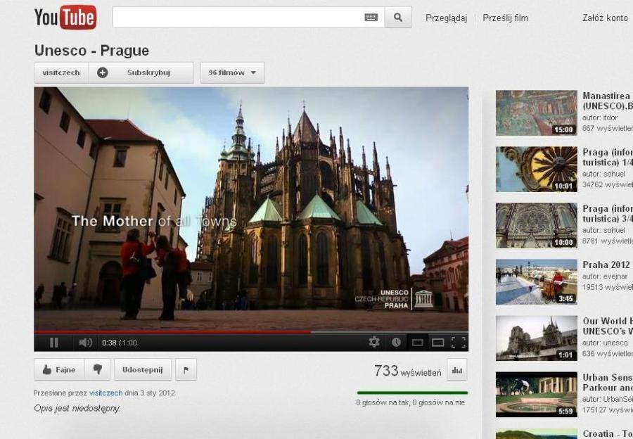 Czeska Praga do zobaczenia