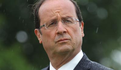 Prezydent Francjii, Francois Hollande
