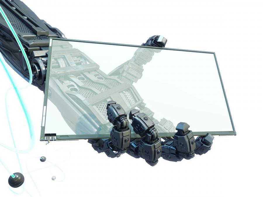 Robot, zdjęcie ilustracyjne