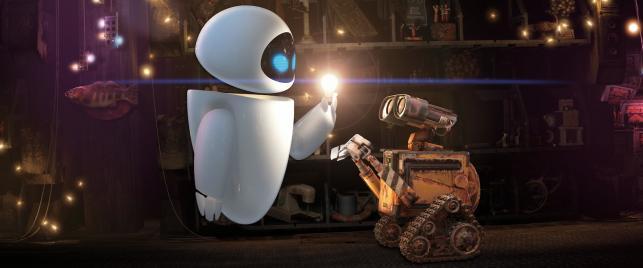 """1. """"WALL-E"""""""