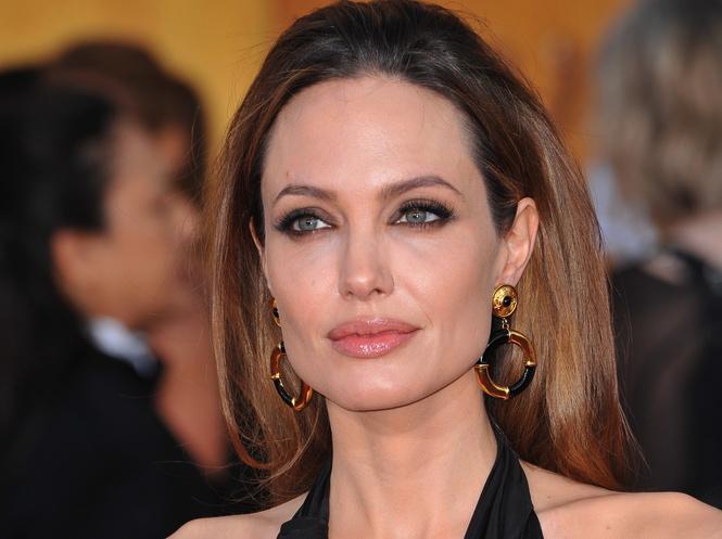 Angelina Jolie nie znosi Jennifer Lawrence
