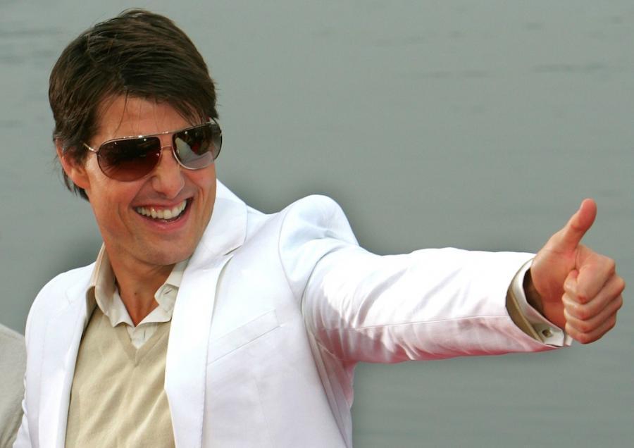 Tom Cruise szuka mieszkania w Nowym Jorku