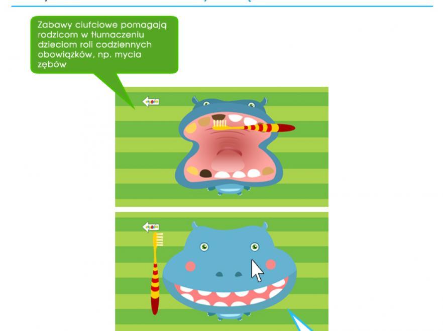 Przy pomocy zabaw, rodzice mogą w prosty sposób tłumaczyć dzieciom złożony świat.
