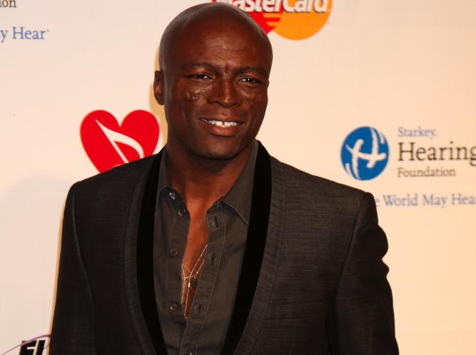 Seal: Zapewniam, że czuję się rewelacyjnie