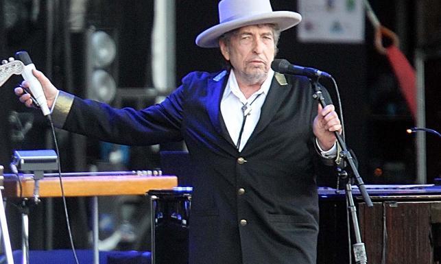 Bob Dylan już pół wieku na scenie