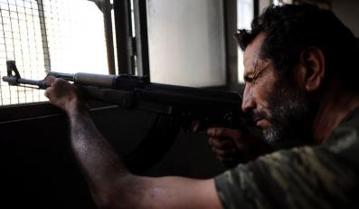 Krwawe walki w Syrii