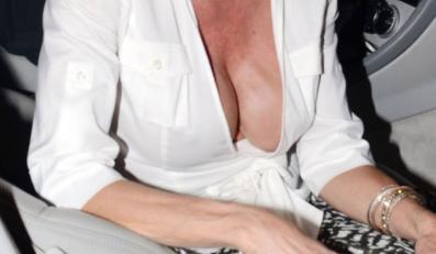 Piersi Janice Dickinson