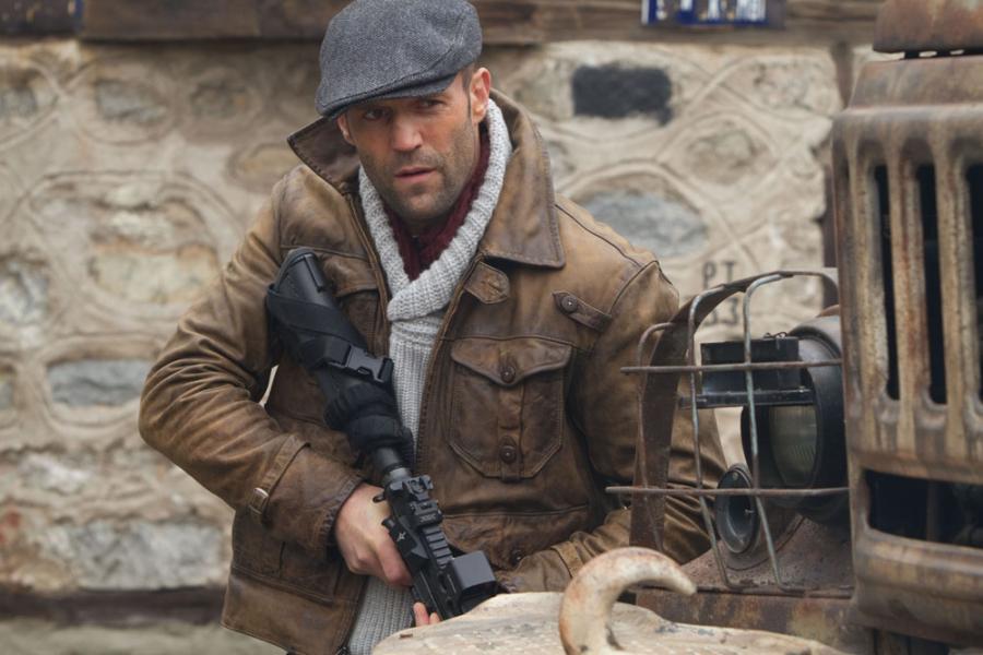 """Jason Statham w filmie """"Niezniszczalni 2"""""""