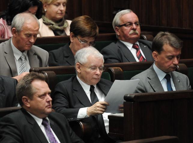 Jarosław Kaczyński zaprezentował program zmian w państwie