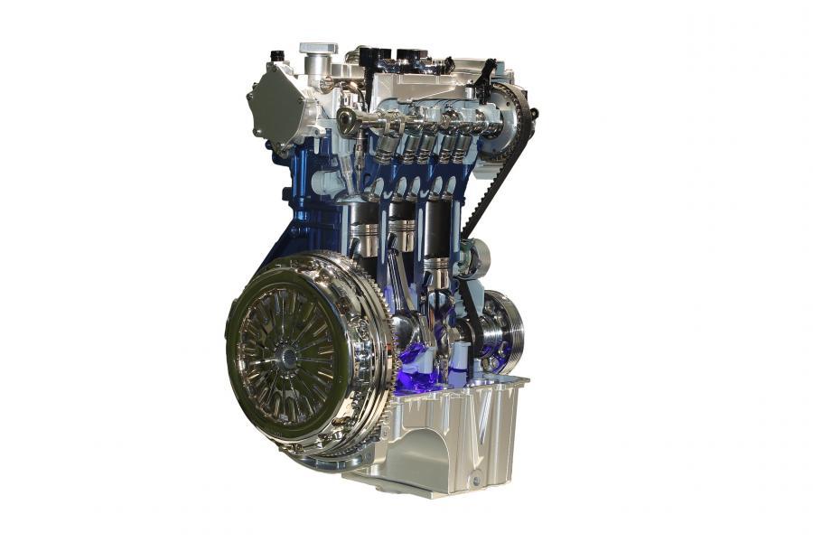 Silnik 1.0 EcoBoost