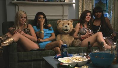 """Rozrywkowy """"Ted"""" trafił już na DVD"""