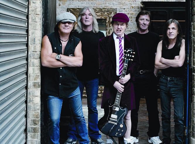 Zespół AC/DC w maju zagra w Polsce!