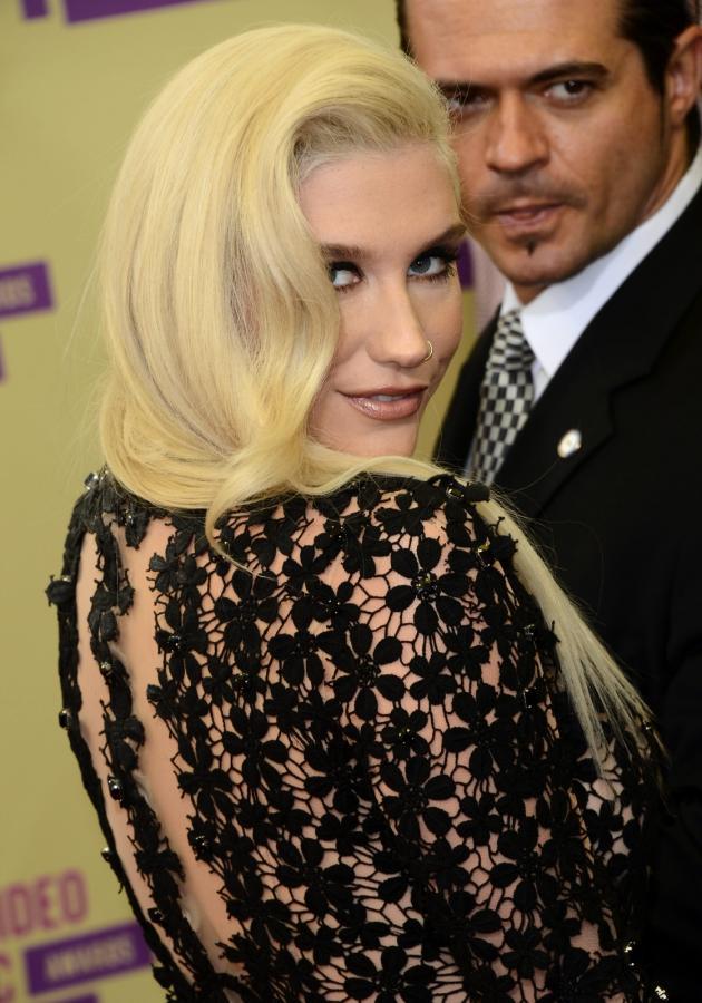 Kesha na MTV Video Music Awards 2012