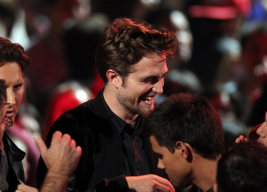 Robert Pattinson na MTV Video Music Awards