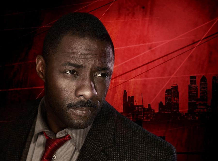 Idris Elba potwierdza film o Lutherze