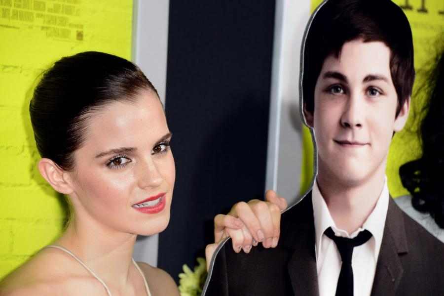 """Emma Watson na premierze """"The Perks of Being a Wallflower"""" w Hollywood"""