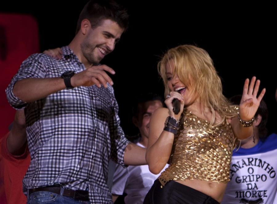 Shakira i Gerard Pique będąmieli synka