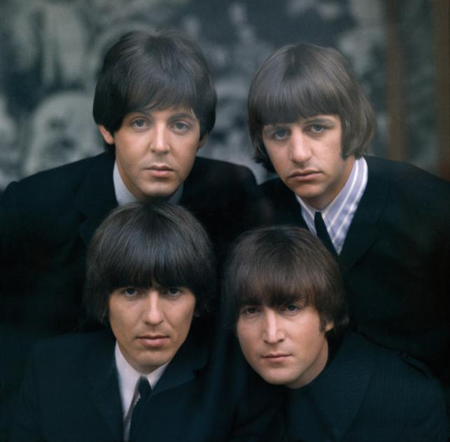 The Beatles w 1965 roku