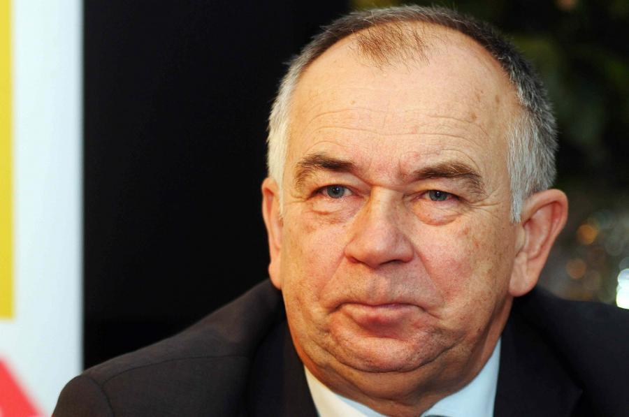 Jerzy Skucha, nowy prezes PZLA