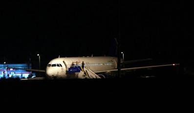 Syryjski samolot w Turcji