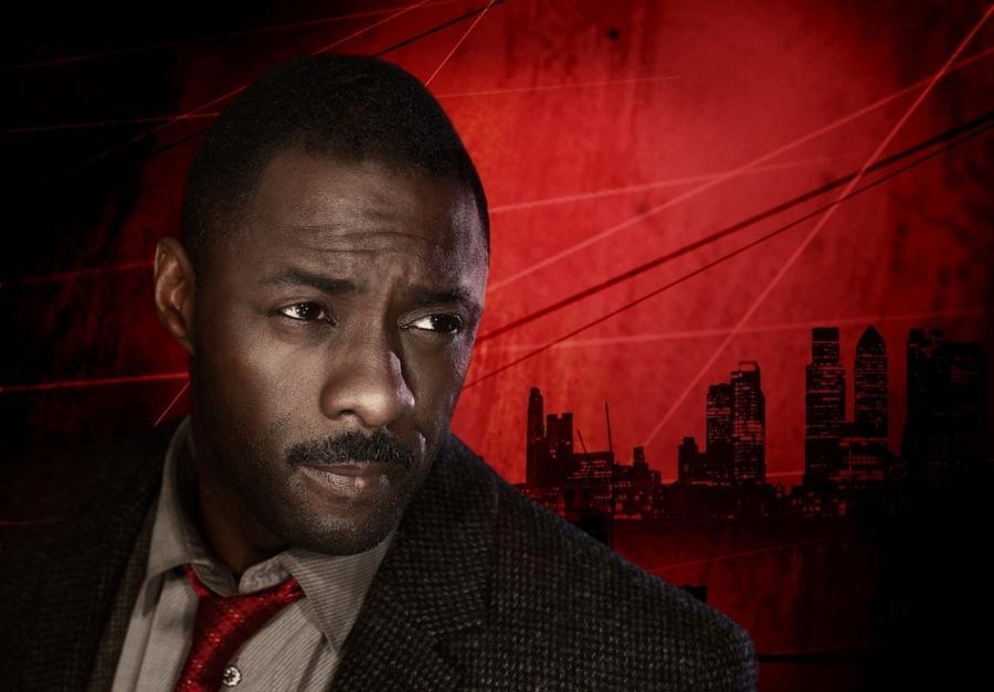 Idris Elba jako \