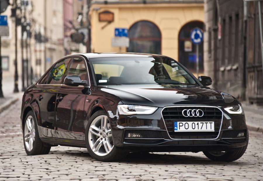 Samochody marki Audi wśród najczęściej zgłaszanych kradzieży do Warty