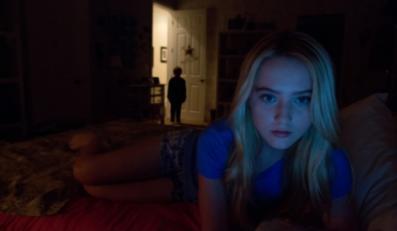 """""""Paranormal Activity 4"""" amerykańskim numerem jeden"""
