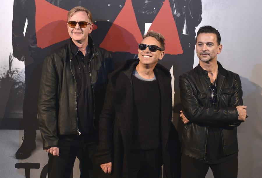 Depeche Mode w Paryżu
