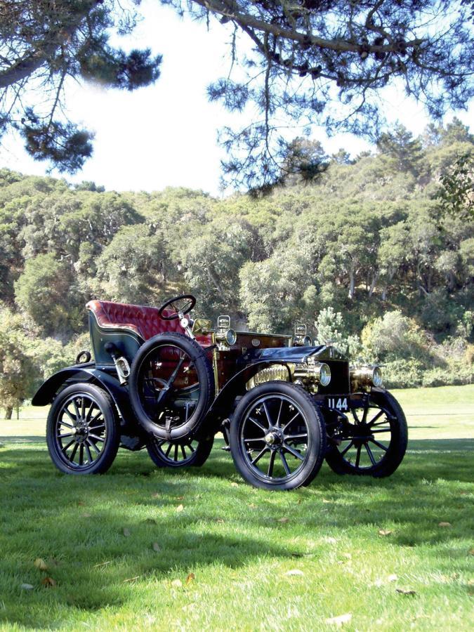 Londyński dom aukcyjny  Bonhams sprzedał najstarszego Rolls-Royce'a na świecie