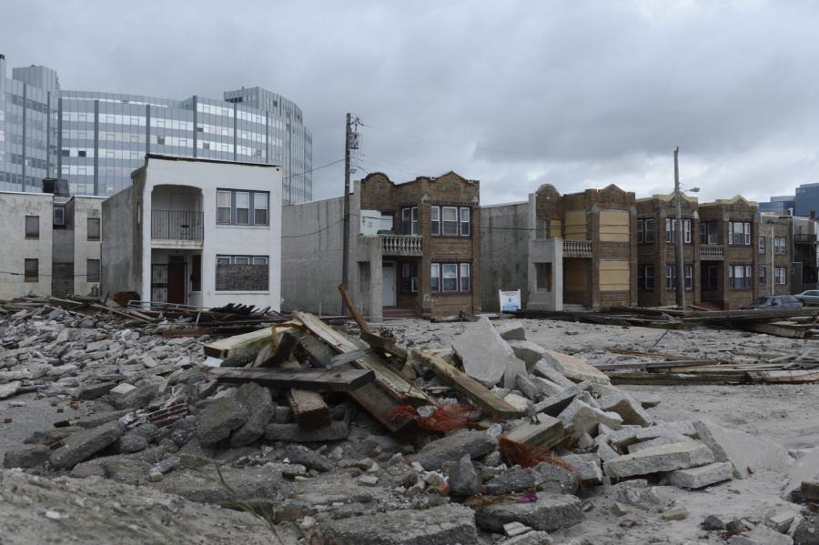 Huragan Sandy w USA