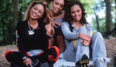 Natina Reed z koleżankami z grupy Blaque – Brandi Williams i Shamari Fears-Devoe