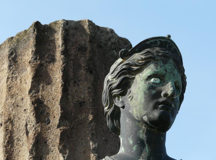 Pompeje wreszcie doczekały się remontu