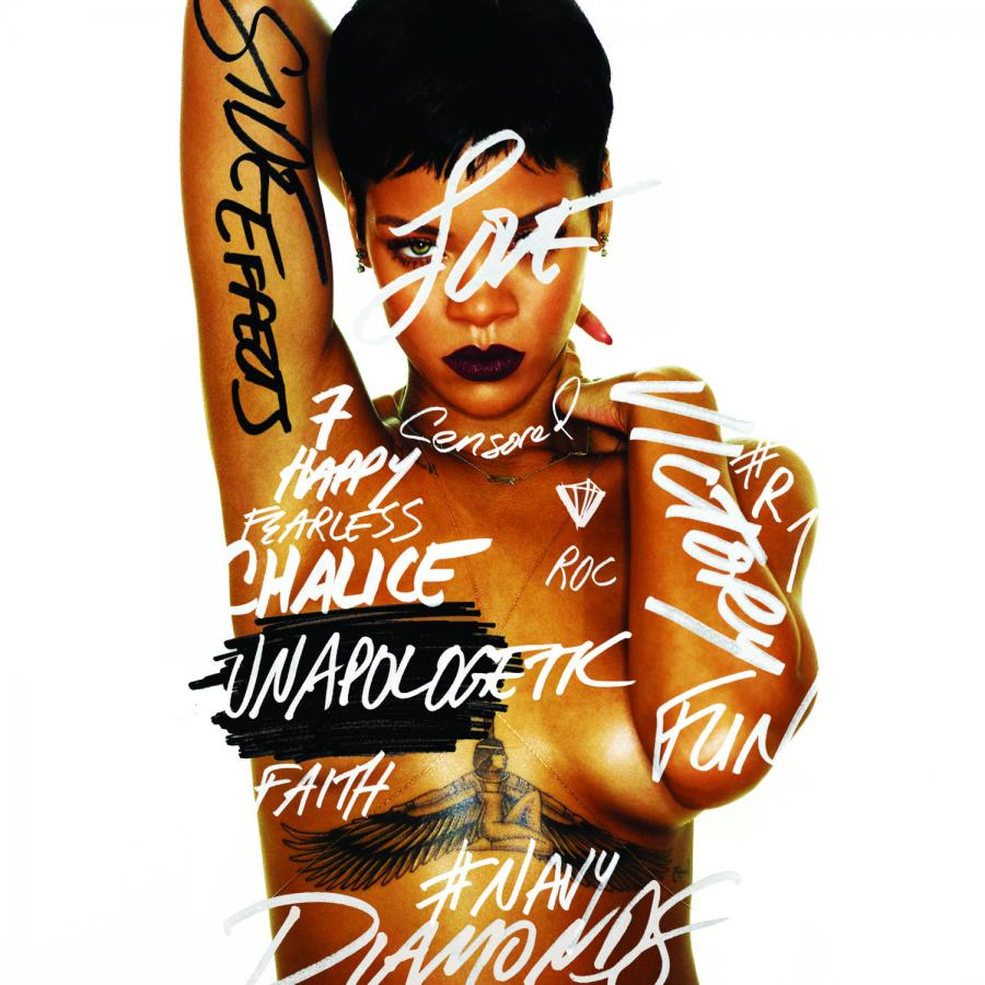 Rihanna ujawnia tracklistę \
