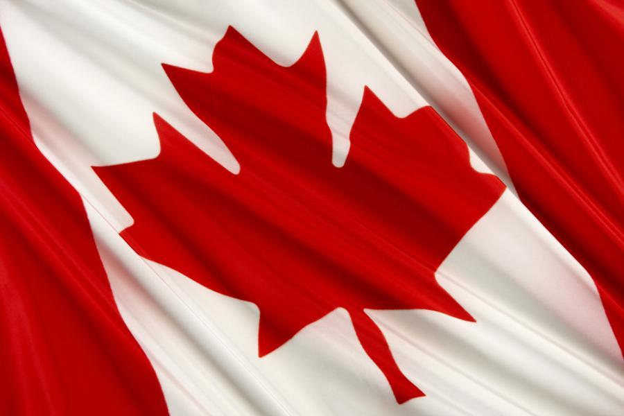 kanada flaga kanadyjska
