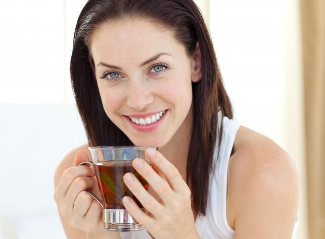 7. Pij jedną herbatę dziennie