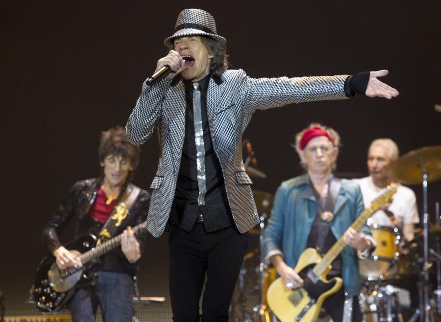 The Rolling Stones ruszają w trasę \