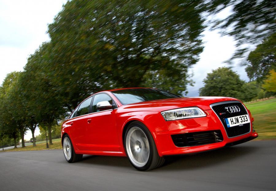 Audi RS 6 - 1. miejsce wśród najbardziej awaryjnych używanych samochodów według Warranty Direct