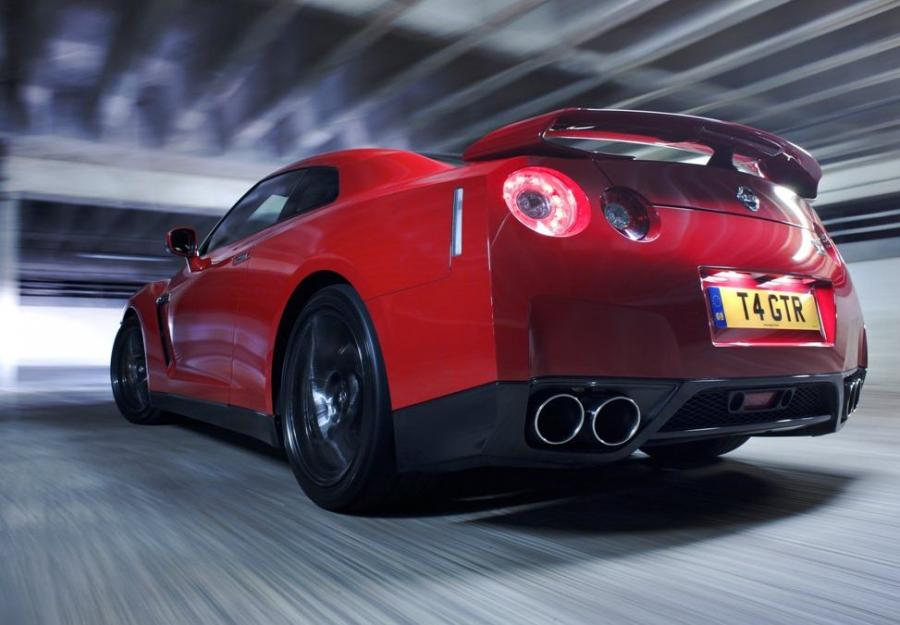Nissan GT-R i jego nowy rekord