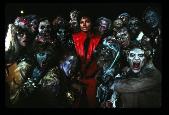 """Michael Jackson i jego """"Thriller"""""""