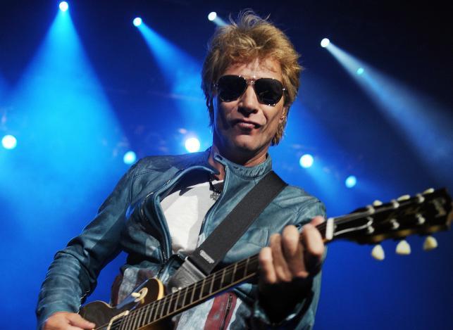 Bon Jovi po raz pierwszy zagra w Polsce