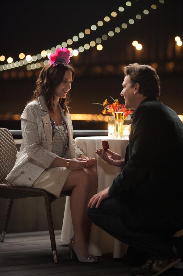 """Emily Blunt i Jason Segel w filmie """"Jeszcze dłuższe zaręczyny"""""""