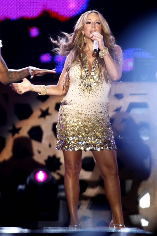 """4 """"All I Want For Christmas is You"""" –Mariah Carey"""