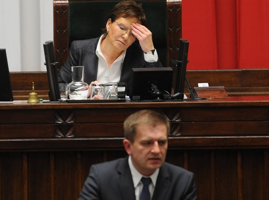 Ewa Kopacz, Bartosz Arłukowicz