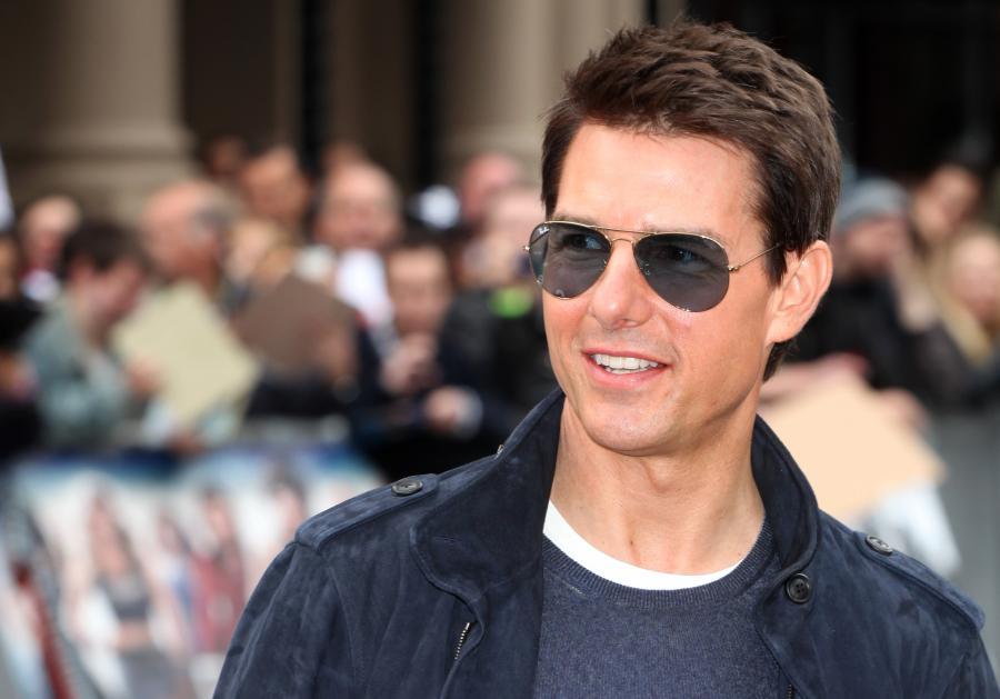 Tom Cruise gwiazdą\