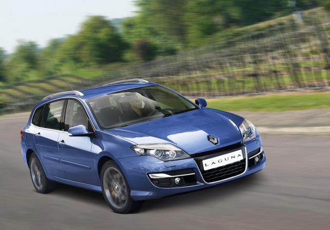 Renault laguna - 119. miejsce w kategorii aut 4-5 letnich