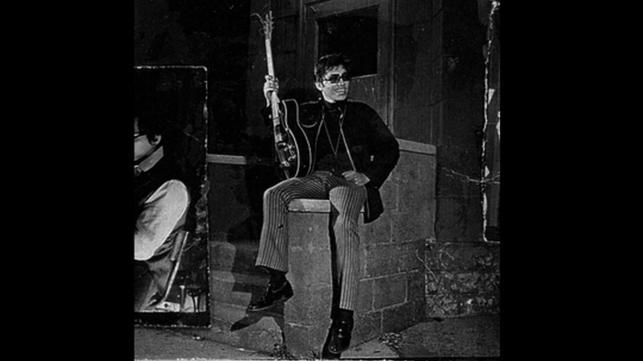 Sixto Rodriguez na archiwalnych zdjęciach