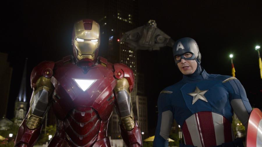 """4. """"Avengers"""" – 8,110,000"""